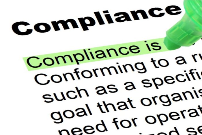 Compliance Complexities
