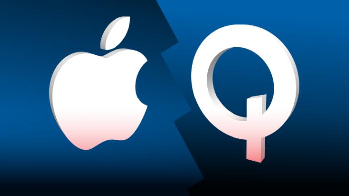 US: Jury finds Apple infringed three Qualcomm patents