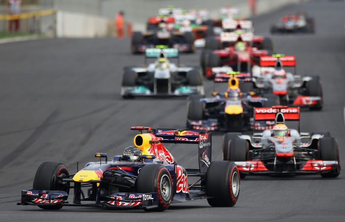 EU: Parliament backs anti-competition probe of Formula 1