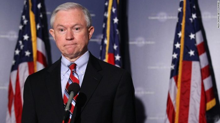 US: Jeff Sessions tells 46 US attorneys to resign