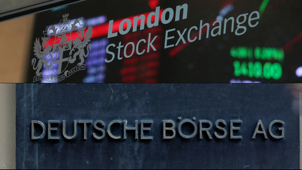 EU: Blocks Deutsche Boerse's $28 billion takeover of London Stock Exchange