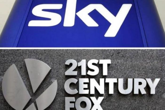 UK: 21st Century Fox rejects Sky takeover bid concerns