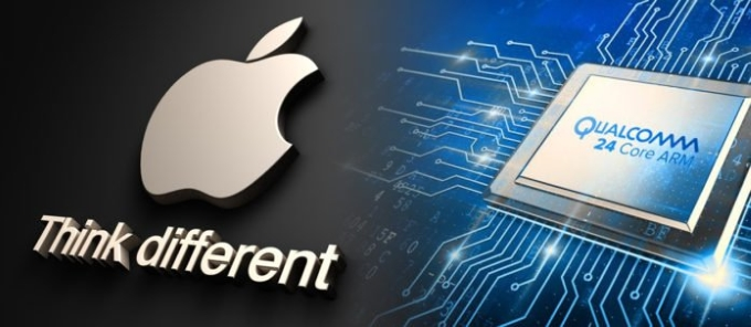 US: Qualcomm accuses Apple of sharing trade secrets with Intel