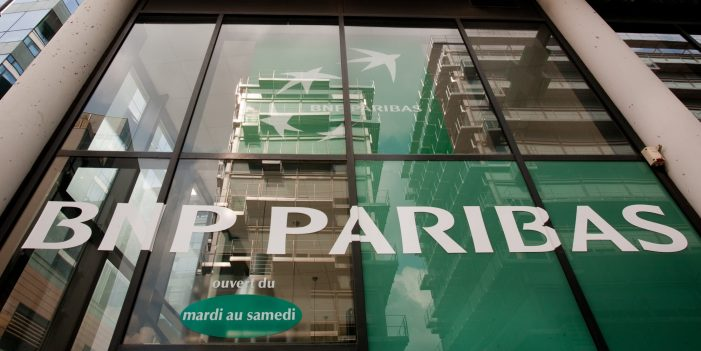 US: BNP Paribas fined US$246m