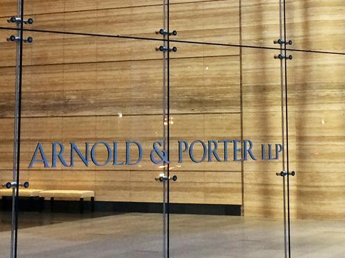 US: Former DOJ antitrust head returns to Arnold & Porter