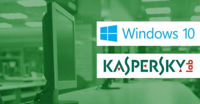 EU: Kaspersky files antitrust complaints against Microsoft