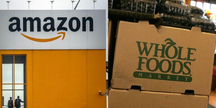 US: Union against Amazon's Whole Foods bid