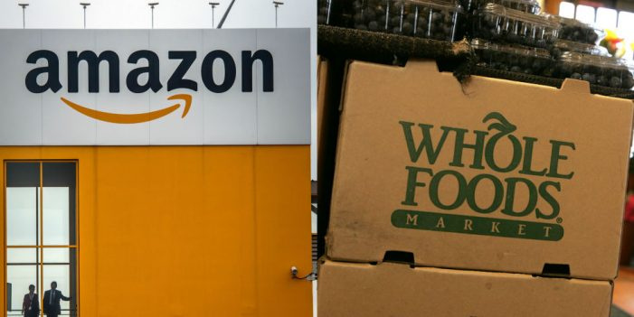 US: FTC allows Amazon's US$13.7b Whole Foods buy