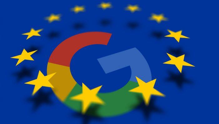 EU: Google starts to comply with EU antitrust order