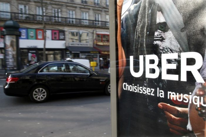 France: Uber to share Paris data with public, city planners