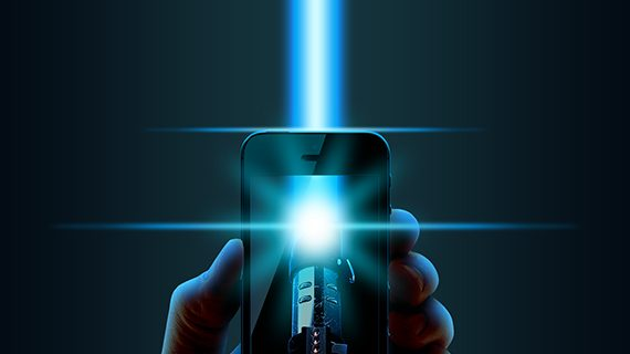 Smartphone Wars: A Phantom Menace