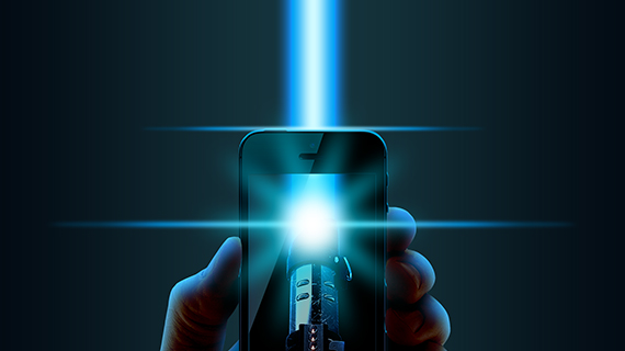 Smartphone Wars: A Phantom Menace