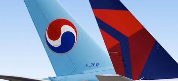 US: Korean Air receives approval for joint venture with Delta