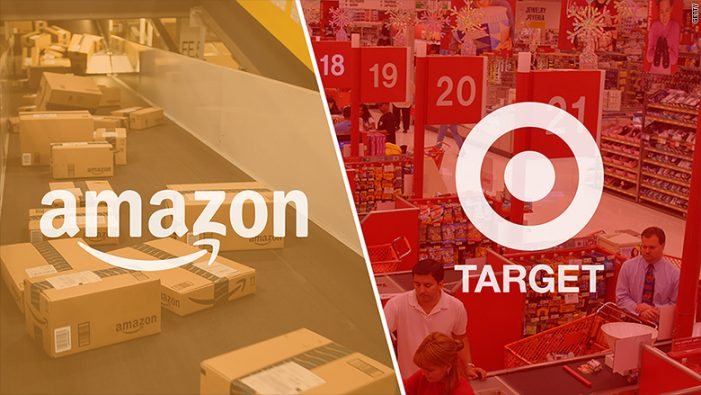 US: Target buys shipping startup for US$550m to challenge Amazon