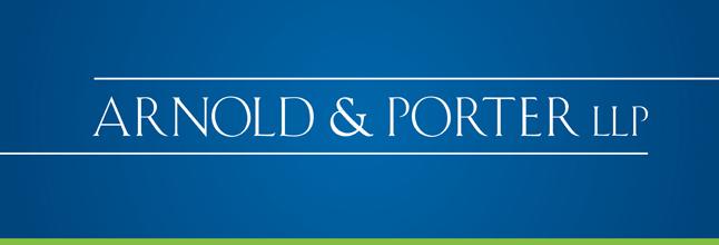 UK: New partner for Arnold & Porter in London