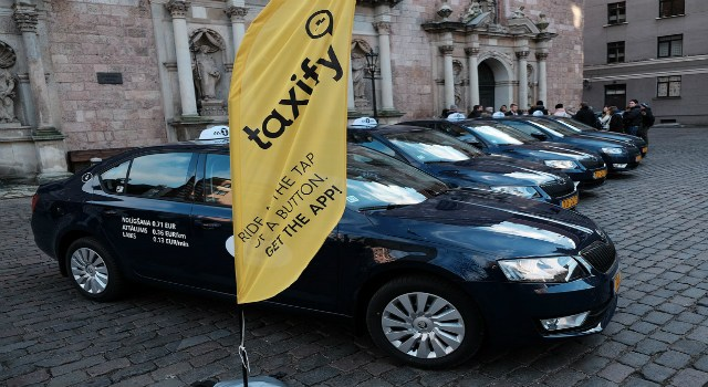 Australia: Taxify takes on Uber in ride share market