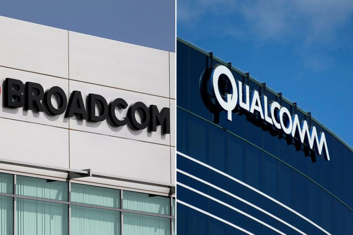 US: Broadcom pitches new board to Qualcomm shareholders