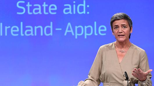 EU: EC will withdraw court case if Ireland recovers full €16B from Apple