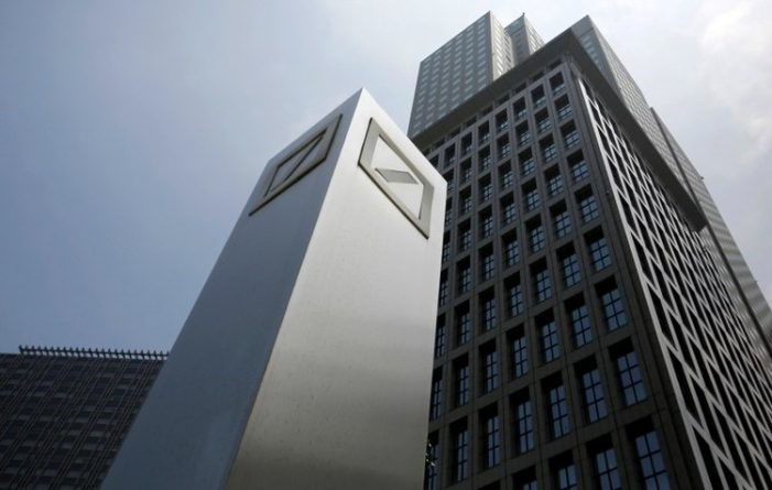 US: Deutsche Bank ends Libor suit for US$240M
