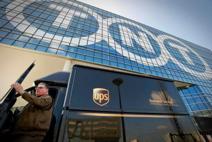 EU: UPS sues EC over decision to block TNT acquisition