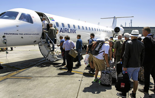 South Africa: Competition Commission blocks SA Airlink and Safair merger