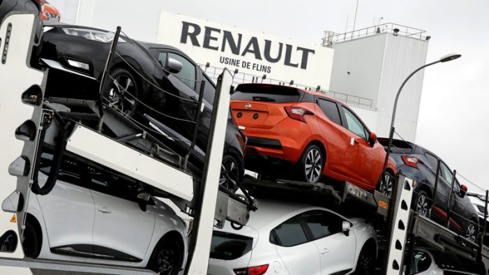 EU: Fiat Chrysler in tie-up talks with Renault?