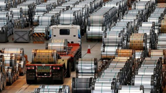 China: Steel association welcomes US dropping antitrust probe