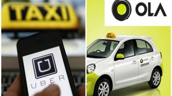 India: Ola, Uber drivers' strike