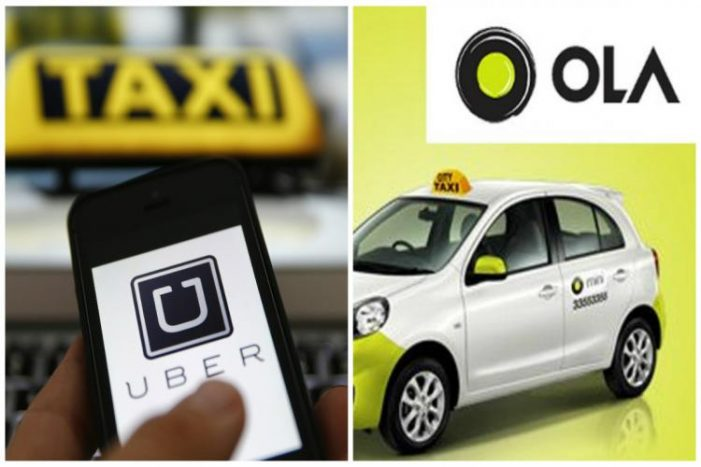 India: Ola, Uber drivers' strike