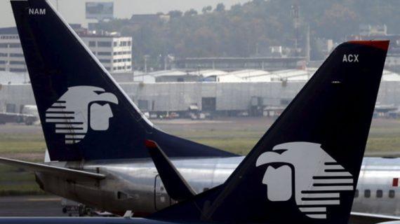 México: Aerolíneas no respaldarán a Aeroméxico ante multa de COFECE