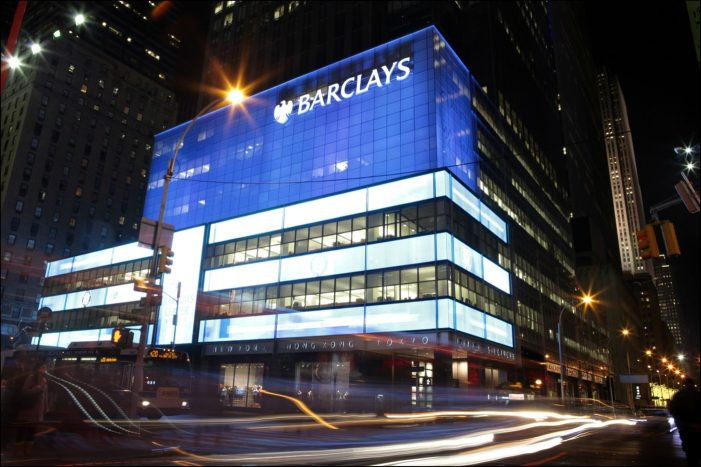 US: Barclays sources deny reports of possible merger