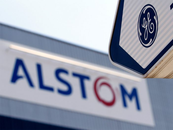 EU: Alstom signs US$3b agreement with GE to exit joint ventures