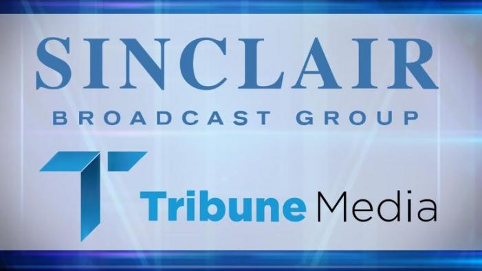 US: FCC will take public comments on Sinclair-Tribune merger