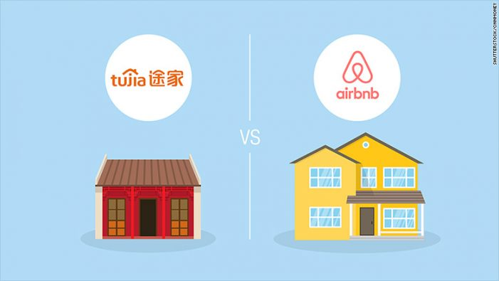 China: No merger for Airbnb & Tujia