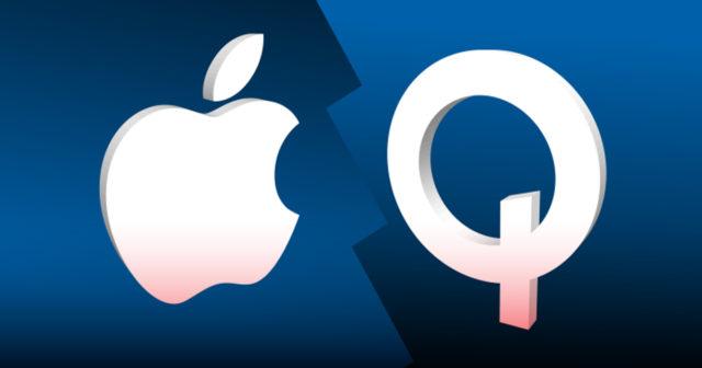 US: Qualcomm launches patent challenge to Apple ahead of antitrust case