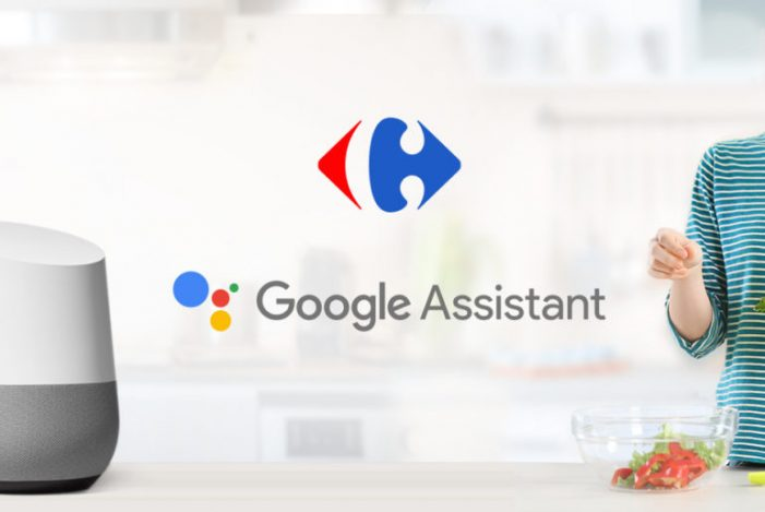 EU: Google and Carrefour partner up