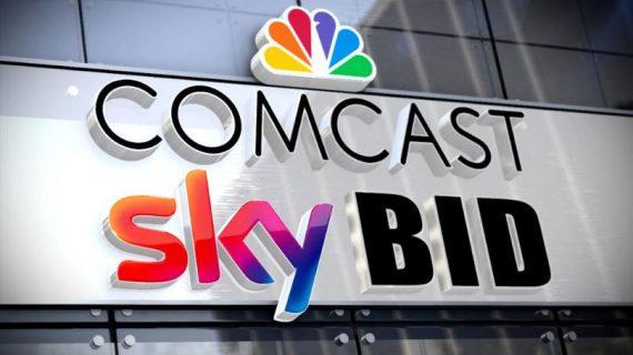 US: Comcast will not raise Fox bid but instead will focus on Sky