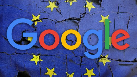 EU: EC rules Google abused OS power, fined €4.3b
