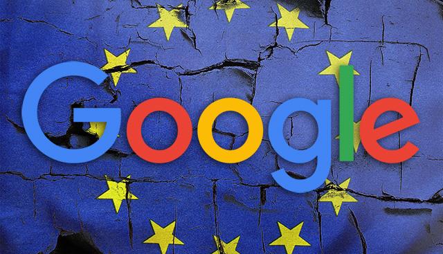 EU: EC rules Google abused OS power, fined €4.3b