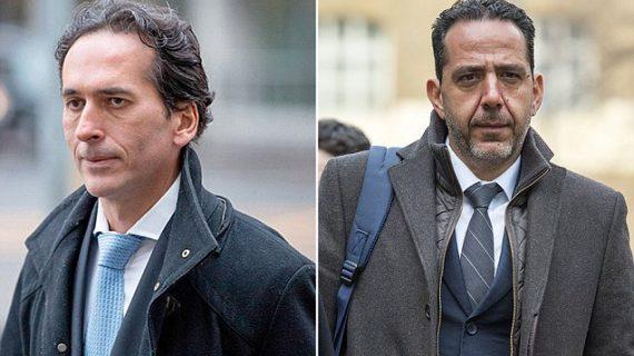 UK: Two traders jailed for rigging Euribor