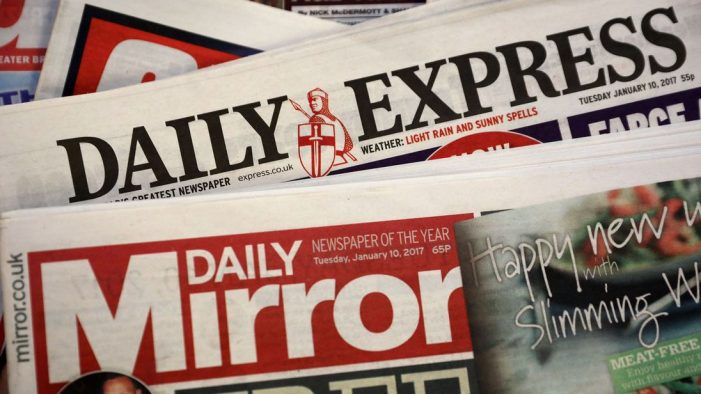 Ireland: Competition watchdog investigates Reach's takeover of Express Newspapers