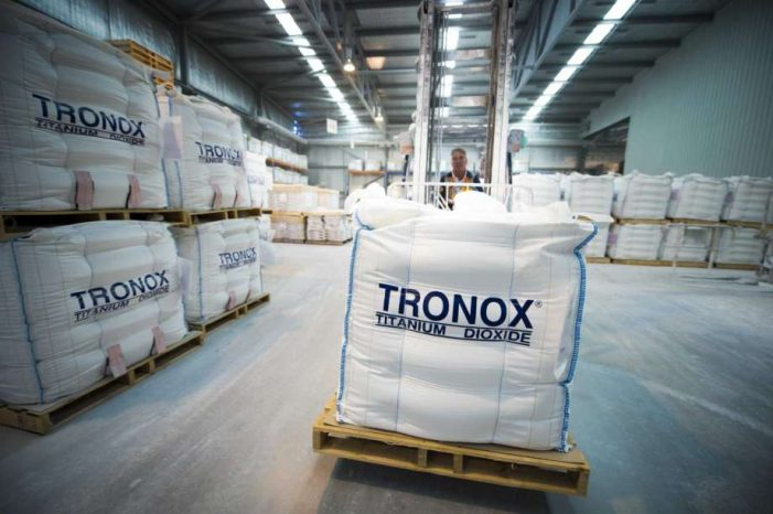 EU: Commission conditionally clears Tronox to buy Cristal