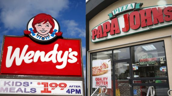 US: Papa John's, Wendy's discussed merger before founder's resignation