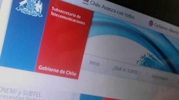 Chile: Subtel acude ante TDLC para aumentar el límite al uso de espectro