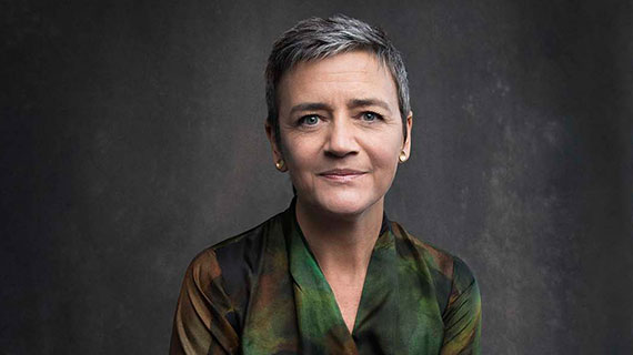 US/EU: Vestager talks about big tech and Amazon