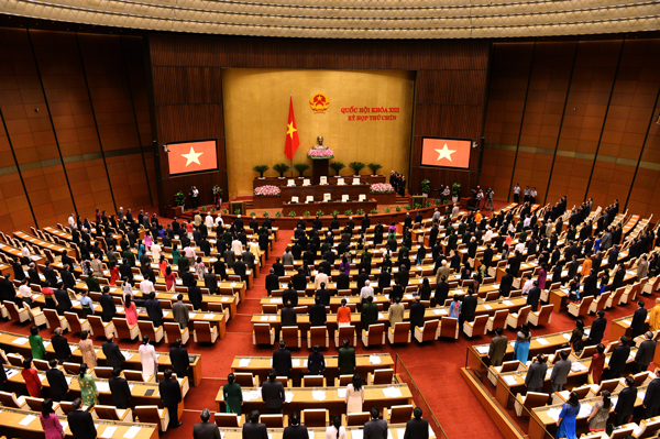 Vietnam: Gov issues new law on competition