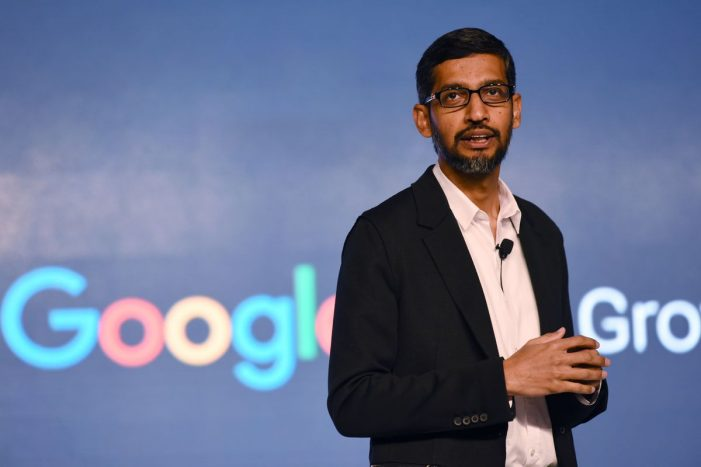 US: Google won't send its CEO to testify