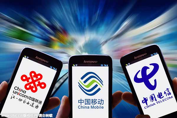 China: Merger of telecom giants in the works