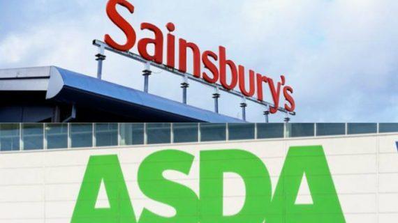 UK: Asda-Sainsbury's merger referred to phase 2