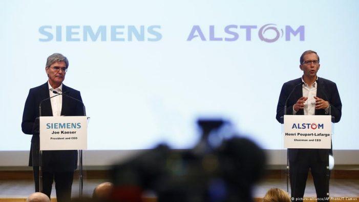 EU: January 28 deadline set for Siemens, Alstom  decision